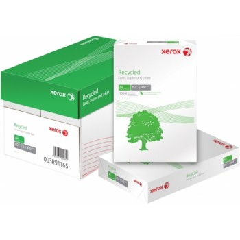 Hartie copiator A4 Xerox Recycled 80 g/mp, 500 coli/top